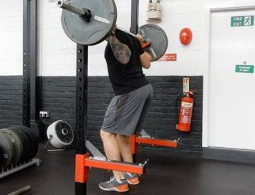 FREE! Technical model – back squat