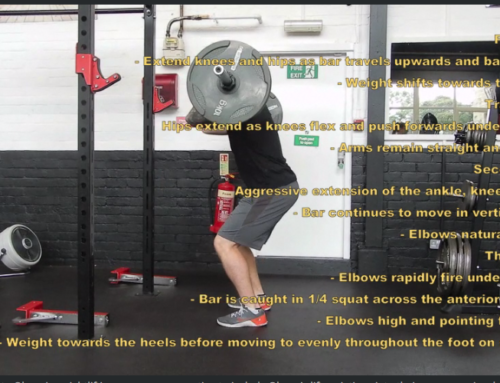 The power clean – FREE technical demo!